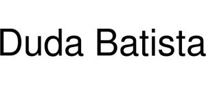 Exclusive Coupon Codes at Official Website of Duda Batista