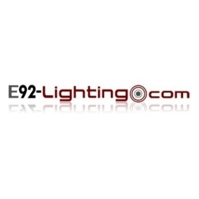E92 Lighting