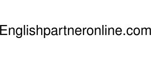 Exclusive Coupon Codes at Official Website of Englishpartneronline