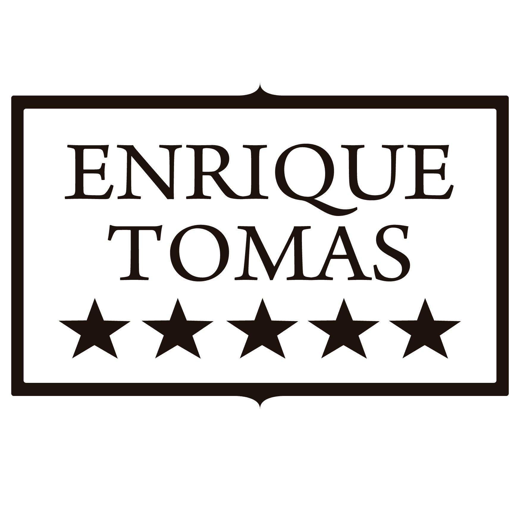Exclusive Coupon Codes at Official Website of Enriquetomas