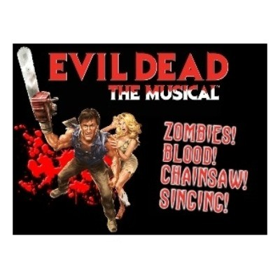 Evil Dead The Musical Tour