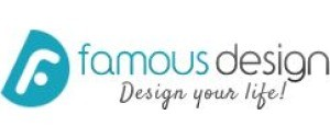Exclusive Coupon Codes at Official Website of Famous Design FR