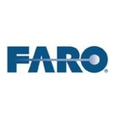 Exclusive Coupon Codes at Official Website of FARO Technologies