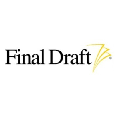 Check special coupons and deals from the official website of Final Draft