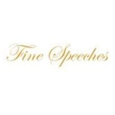 Fine Wedding Speeches
