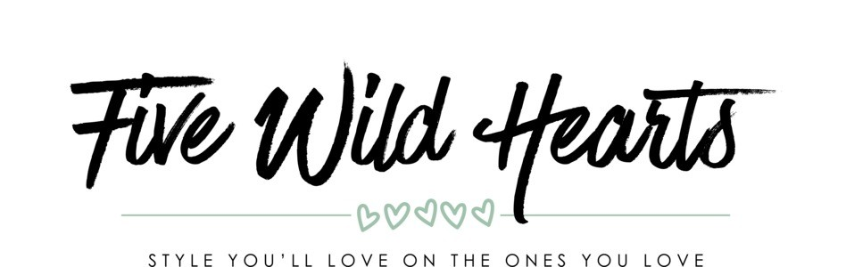 Five Wild Hearts