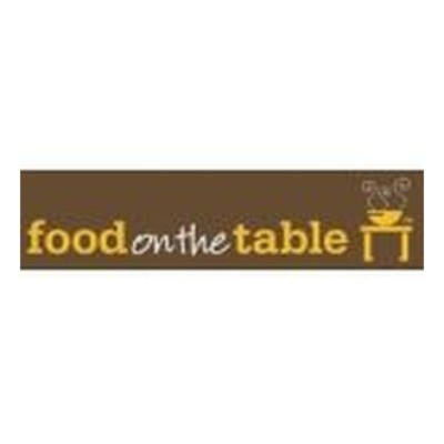 Food On The Table Savings! Up to 20% Off Food delivery + Free Shipping