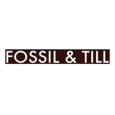 Fossil And Till