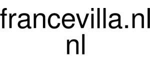 Exclusive Coupon Codes at Official Website of Francevilla Nl