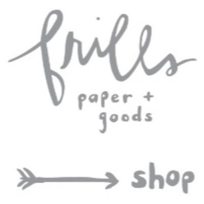 Frills Paper + Goods