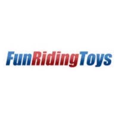 Check special coupons and deals from the official website of Fun Riding Toys