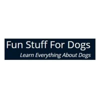 Fun Stuff For Dogs