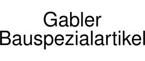Exclusive Coupon Codes at Official Website of Gabler Bauspezialartikel