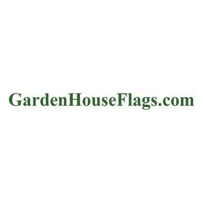 Garden House Flags