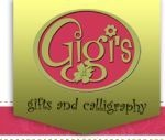 Gigis Gifts And Calligraphy