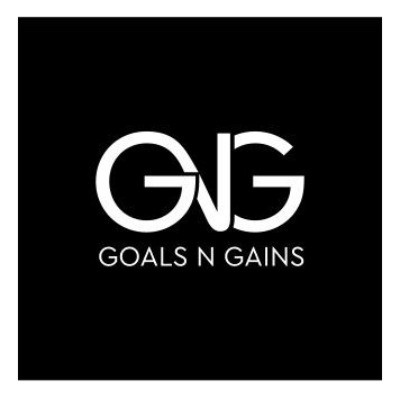 Check special coupons and deals from the official website of Goals N Gains Apparel