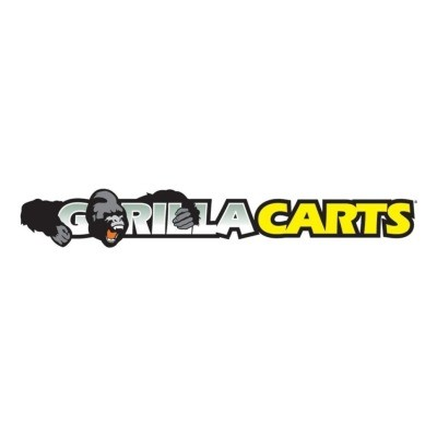 Exclusive Coupon Codes at Official Website of Gorilla Carts