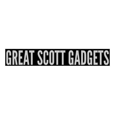 Check special coupons and deals from the official website of Great Scott Gadgets