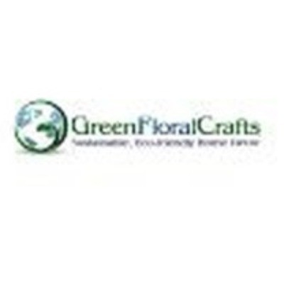 Green Floral Crafts