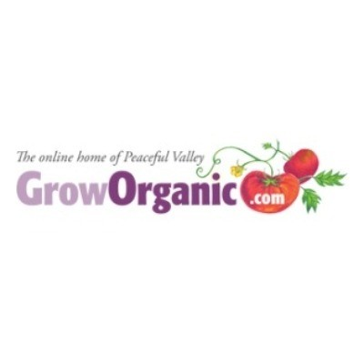 Exclusive Coupon Codes at Official Website of Grow Organic
