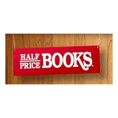 Check special coupons and deals from the official website of Half Price Books