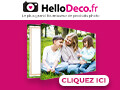 Exclusive Coupon Codes at Official Website of Hellodeco
