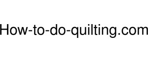 Exclusive Coupon Codes at Official Website of How-to-do-quilting