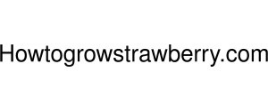 Exclusive Coupon Codes at Official Website of Howtogrowstrawberry