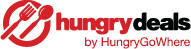 Exclusive Coupon Codes at Official Website of HungryGoWhere