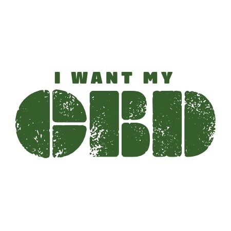 I Want My CBD