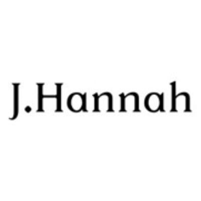 Exclusive Coupon Codes at Official Website of J. Hannah