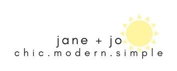 Jane + Jo