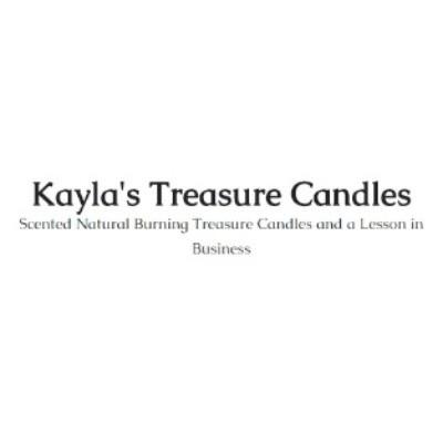 Kayla's Treasure Candles
