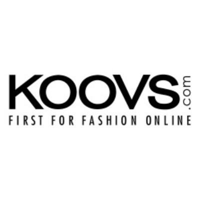Exclusive Coupon Codes at Official Website of KOOVS