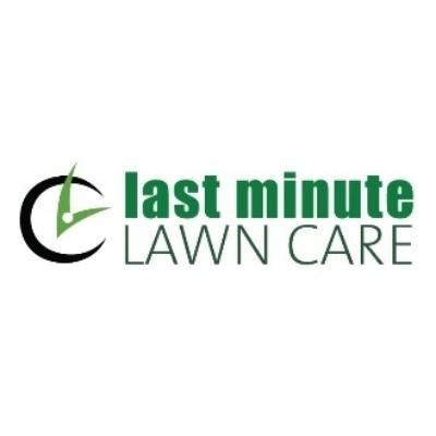Last Minute Lawn Care