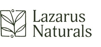 10% Off Your Entire Purchase at Lazarus Naturals (Site-Wide)