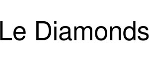 Exclusive Coupon Codes at Official Website of Le Diamonds