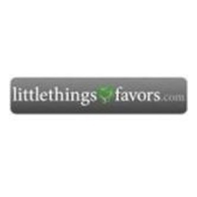 Little Things Favors