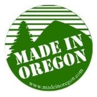 Check special coupons and deals from the official website of Made In Oregon