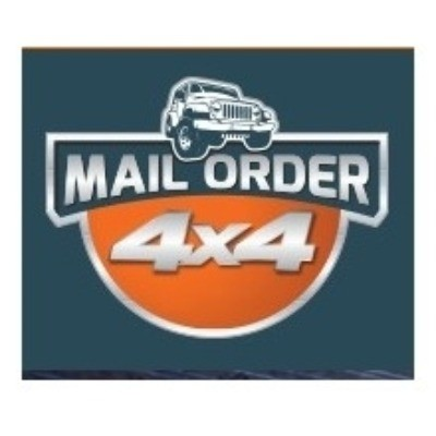 Mail Order 4X4