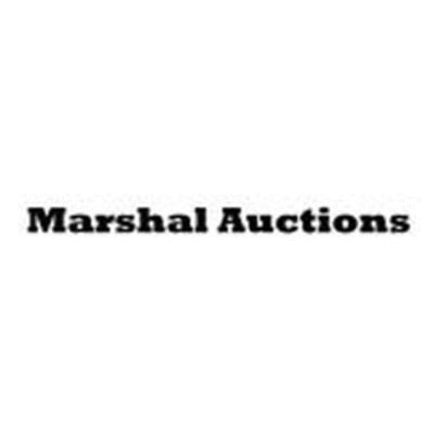 Exclusive Coupon Codes at Official Website of MarshalAuctions