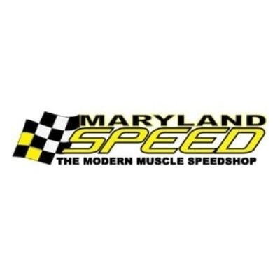 MarylandSpeed