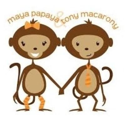 Maya Papaya & Tony Macarony