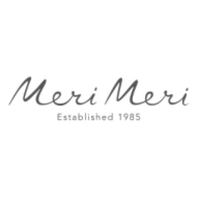 Check special coupons and deals from the official website of Meri Meri
