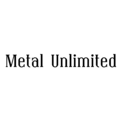 Check special coupons and deals from the official website of Metal Unlimited