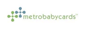 Metro Baby Cards