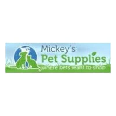 Mickey's Pet Supplies
