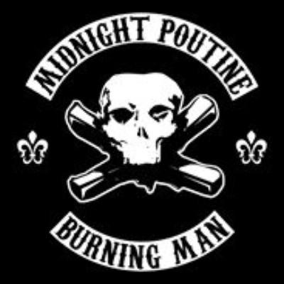 Midnight Poutine At Burning Man