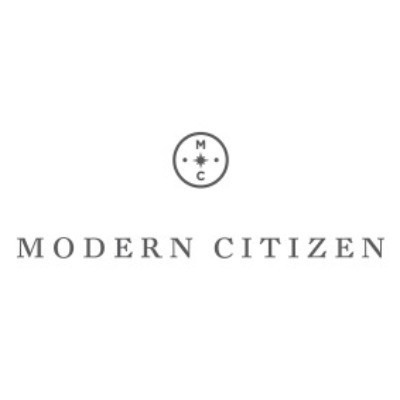 Check special coupons and deals from the official website of Modern Citizen