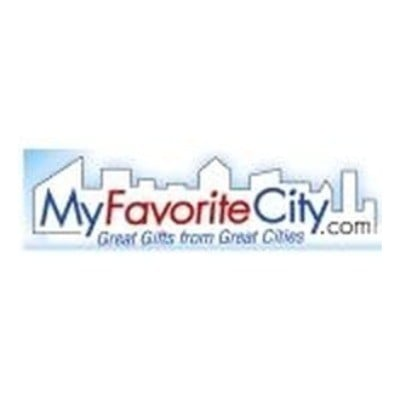 Exclusive Coupon Codes at Official Website of MyFavoriteCity Gifts